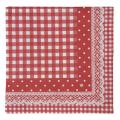 Papírové ubrousky s puntíky