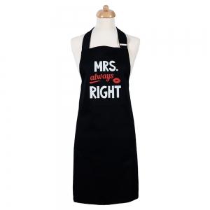 Zástěra MRS. Always RIGHT