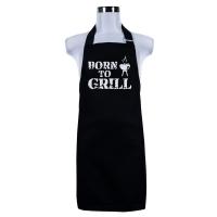 Zástěra Born to grill